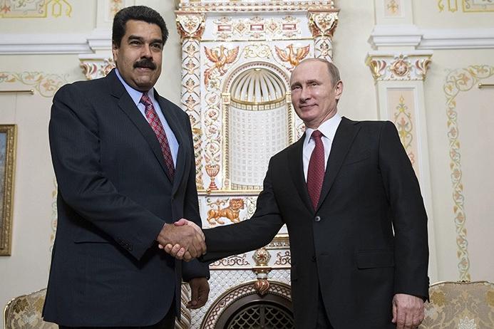 венесуэла, мадуро, протесты, майдан, россия, гуайдо, вагнер, россия
