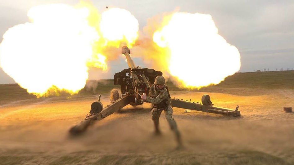 """Российские наемники заявили о бое на Донбассе: """"ВСУ ликвидируют наши места хранения боеприпасов, есть потери"""""""