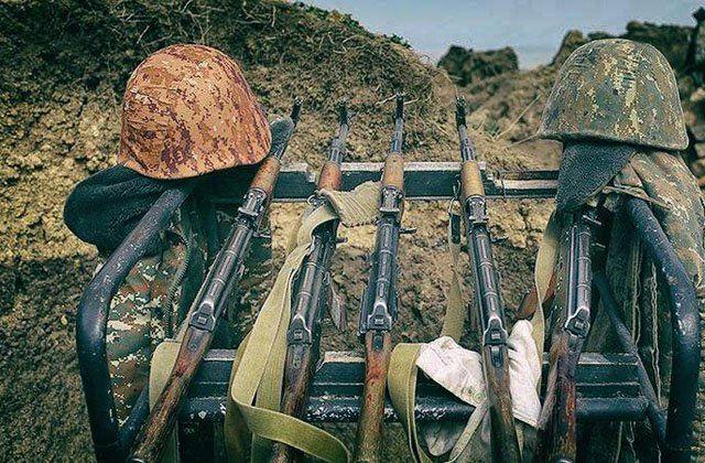 """В Нагорном Карабахе 15 военных Армении попали в плен: """"Ехали в гражданской одежде"""", - источник"""