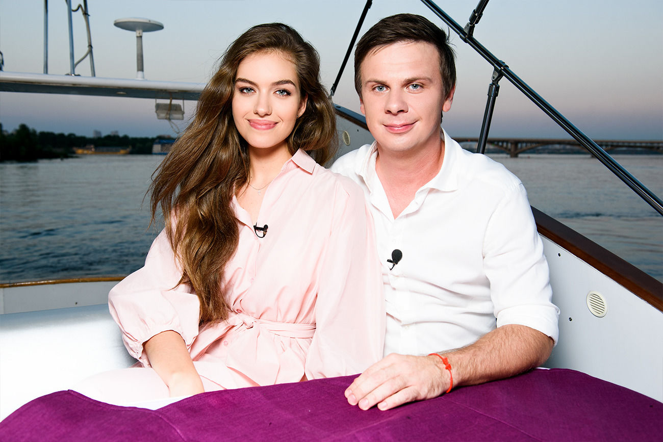 Жена Дмитрия Комарова ввела поклонников в заблуждение своим фото