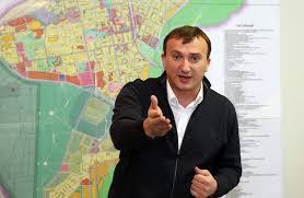 Ирпень, Киевская область, обыски, городской совет, Карплюк, градоначальнеик