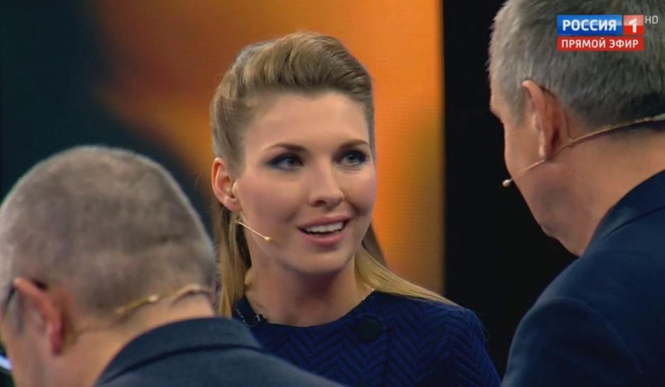 Скабеева выдала новый фейк об Украине: пропагандистка вновь закатила истерику