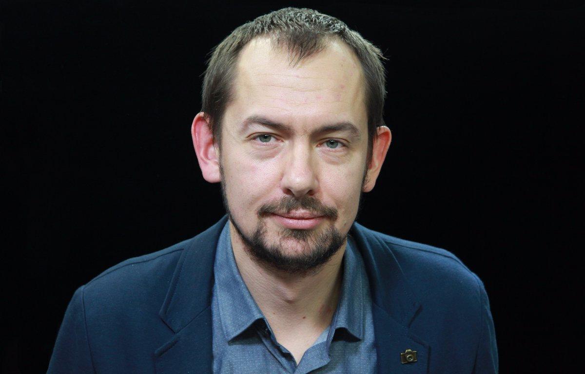 Украинский журналист роман цимбалюк фото