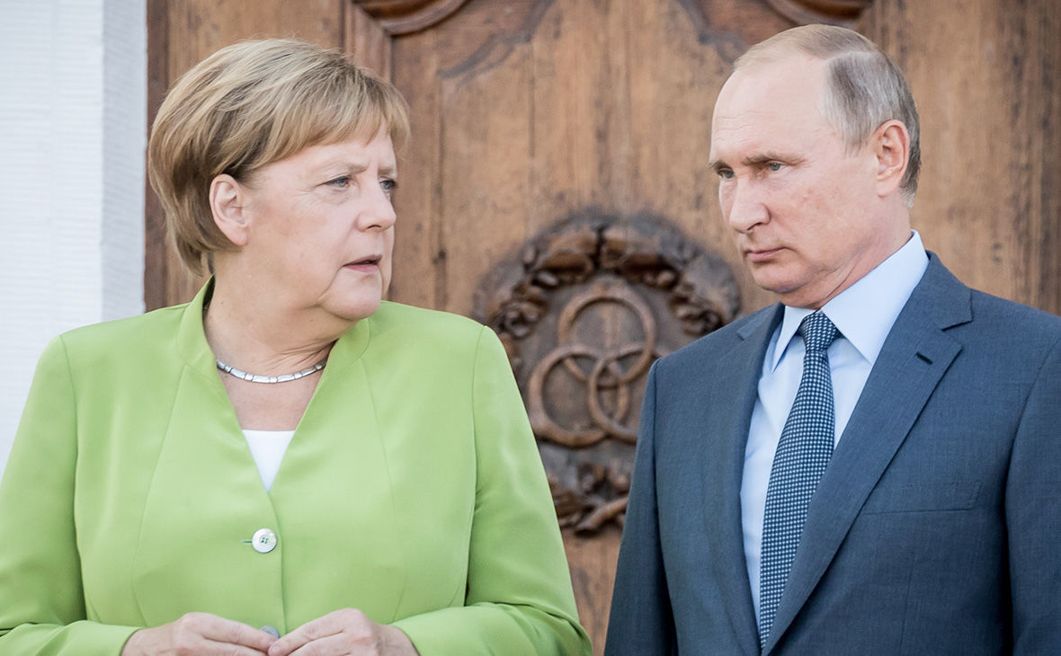 """Российский ученый: """"Меркель неспроста совершила прощальный визит к Путину, она сделала все, что могла"""""""