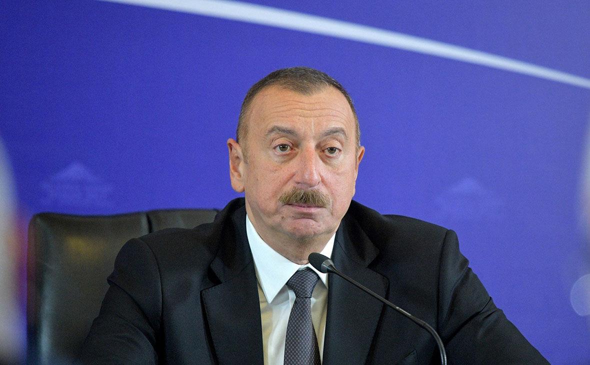 """""""Готовы заключить мир, не имеем претензий"""", – Алиев обратился к властям Армении"""