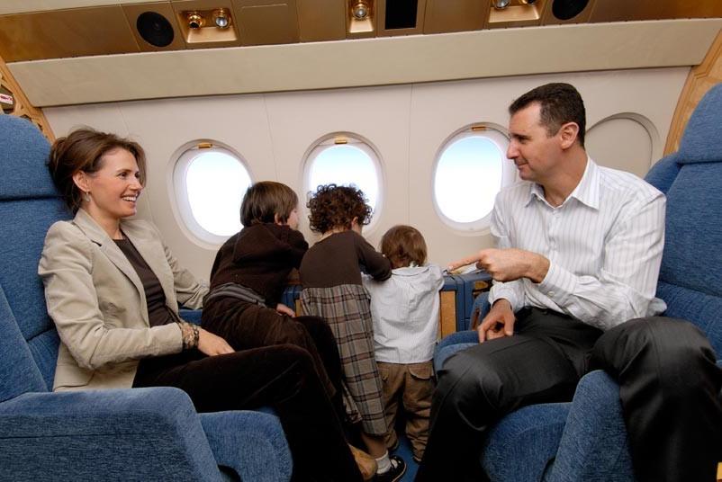 """Сирийский диктатор Асад, любящий травить сирийских детей хлором, отправил сыновей на отдых в крымский """"Артек"""" - подробности"""
