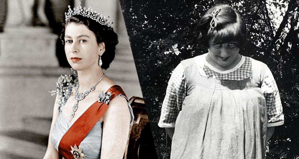 В СМИ показали сестер королевы Елизаветы II, которых всю жизнь прятали в психлечебнице