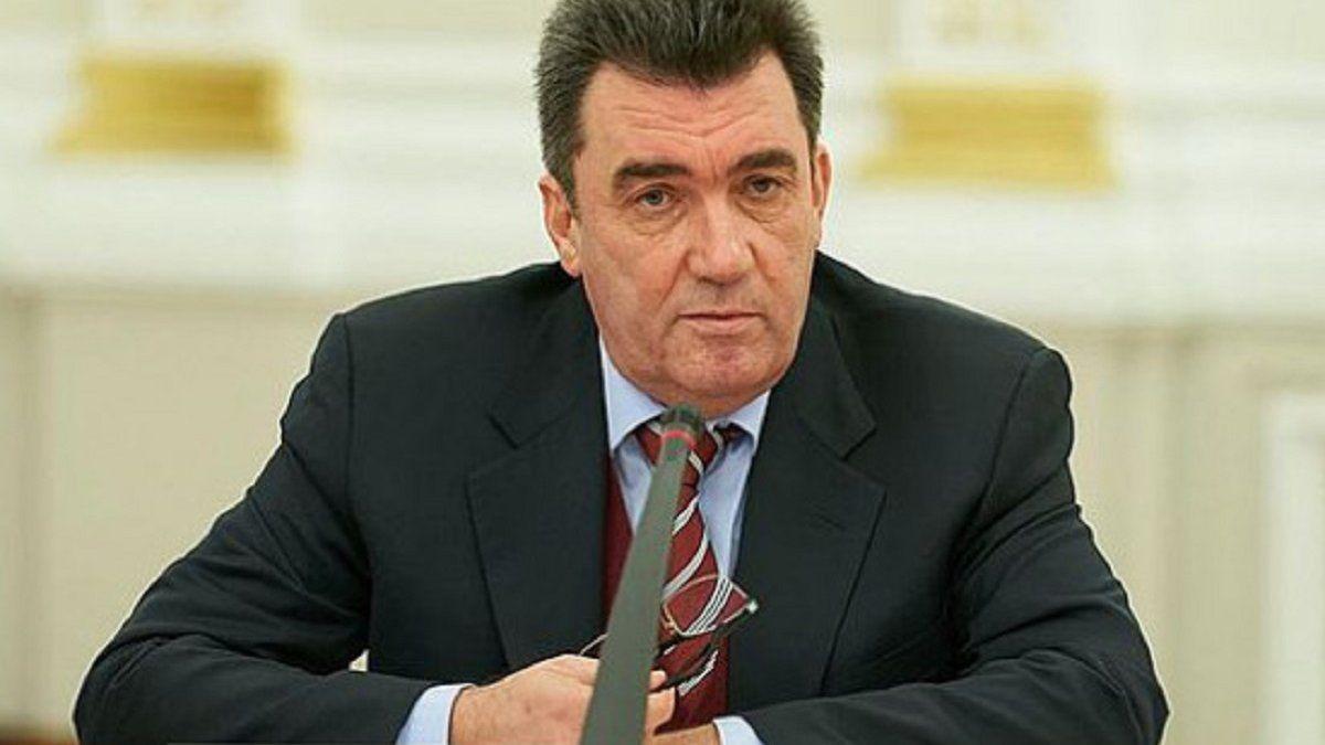 Данилов пояснил, как СНБО будет реагировать на эскалацию со стороны РФ