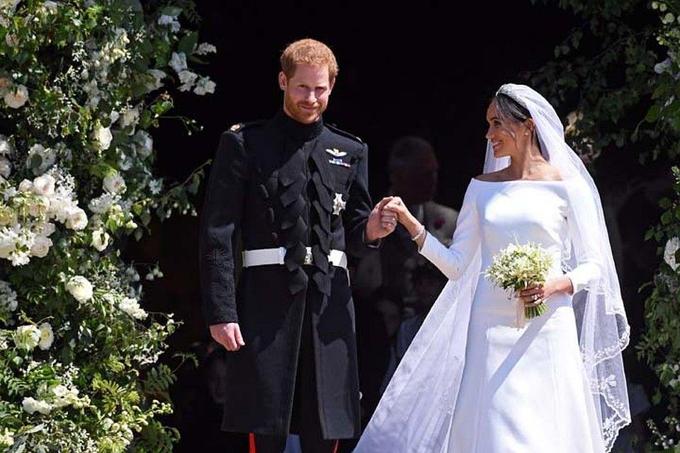 """Меган Маркл и принц Гарри обманули весь мир ненастоящей свадьбой: """"Это был спектакль"""""""