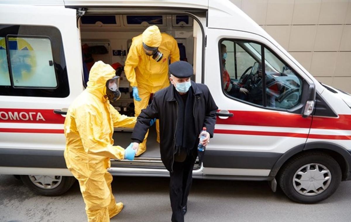 Вирус в Украине: 4 области-лидера по инфицированным COVID-19 на 6 апреля