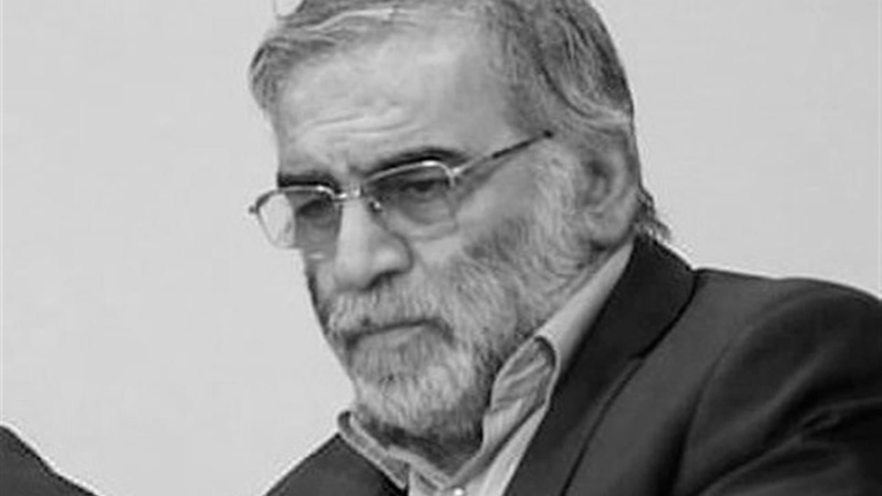 """В Тегеране убит """"отец иранской бомбы"""" Фахризаде"""
