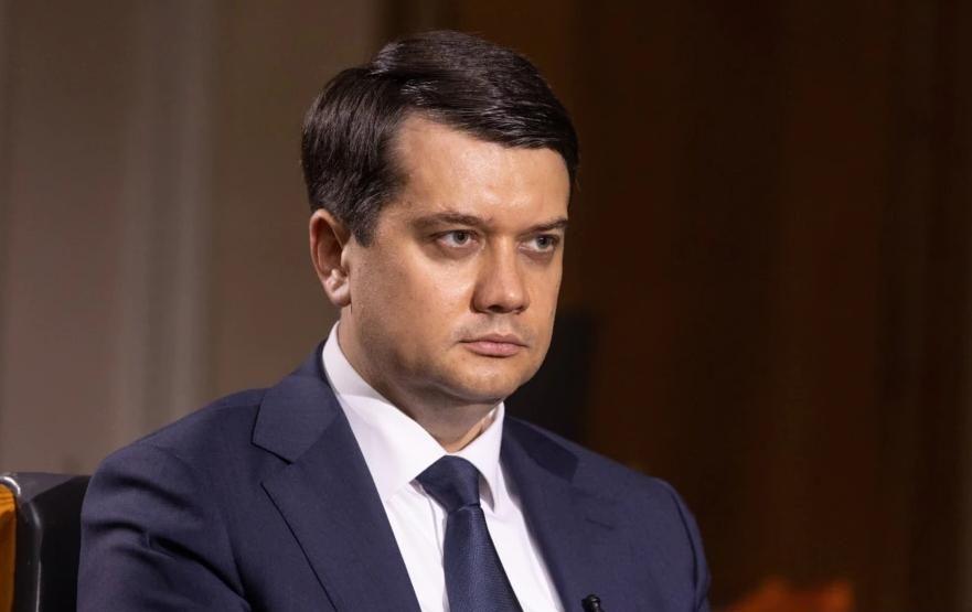 """""""Пусть это станет уроком"""", – Шабунин рассказал, как Разумков помогал пророссийским силам"""