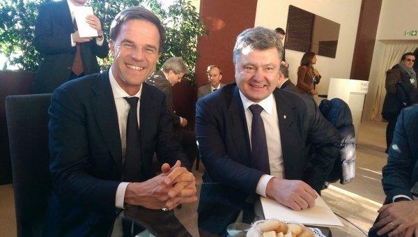 Премьер-министр Нидерландов Рютте по итогам референдума: все будет в порядке, мы решим этот вопрос, однако может понадобиться время