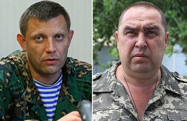 Террористы разворовали почти половину боевой техники. Плотницкий и Захарченко просят новые танки у России