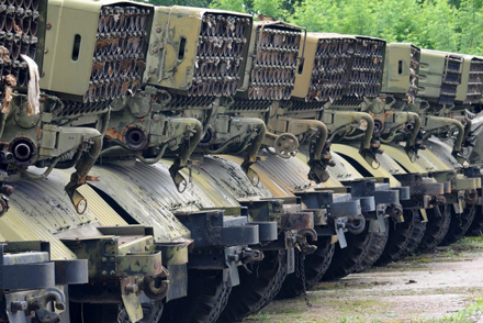 ВС Украины: военная техника будет в полной боевой готовности к концу 2014 года