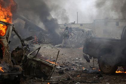 Израильтяне в щепки разнесли пост асадовской армии в Сирии