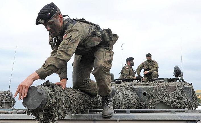 Эксперты НАТО: Россия может захватить Готланд