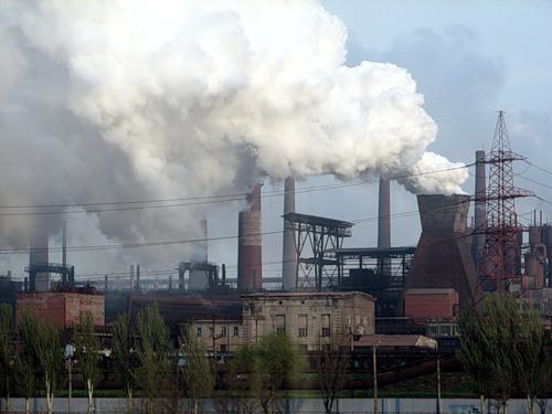 В Донбассе осталось только два действующих металлургических завода