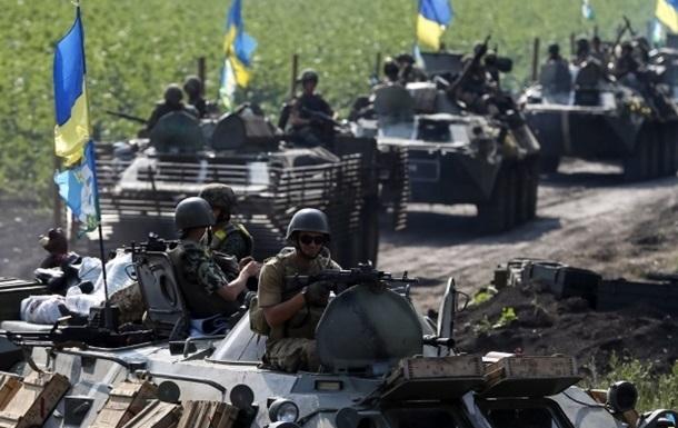Армия – единственный гарант безопасности Украины, поэтому мы будем продолжать верить в наши Вооруженные силы, - Serg Marco