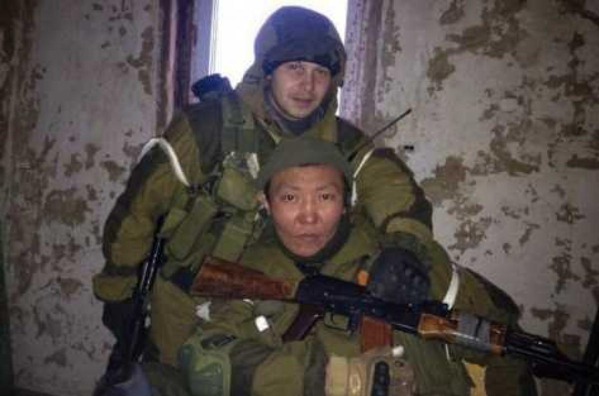 """В Донецк приехал """"боевой бурят"""" и занял пустующую квартиру: соседи возмущены - фото"""