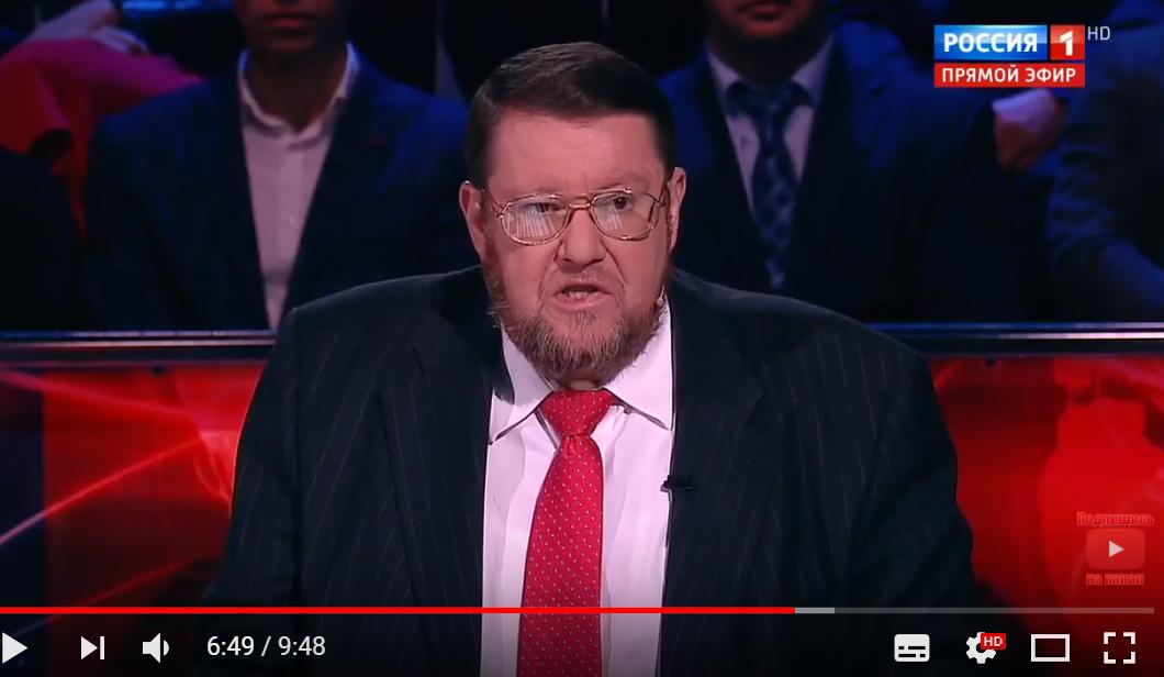 На российском ТВ у Соловьева открыто угрожают Украине военным вмешательством: видео злобных угроз опубликовано в Сети - кадры