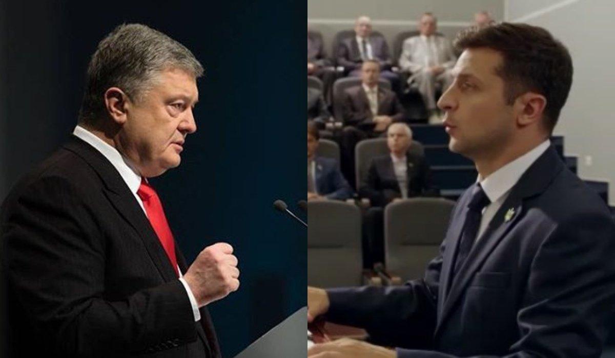 У Порошенко пояснили, как заставят Зеленского появиться на дебатах