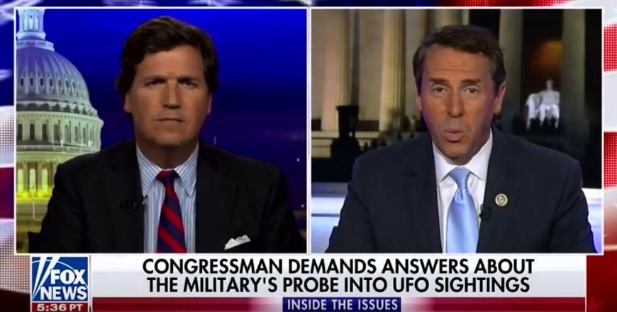 Вспышка активности НЛО в США: в Конгрессе требуют объяснений от ВМС Америки – видео