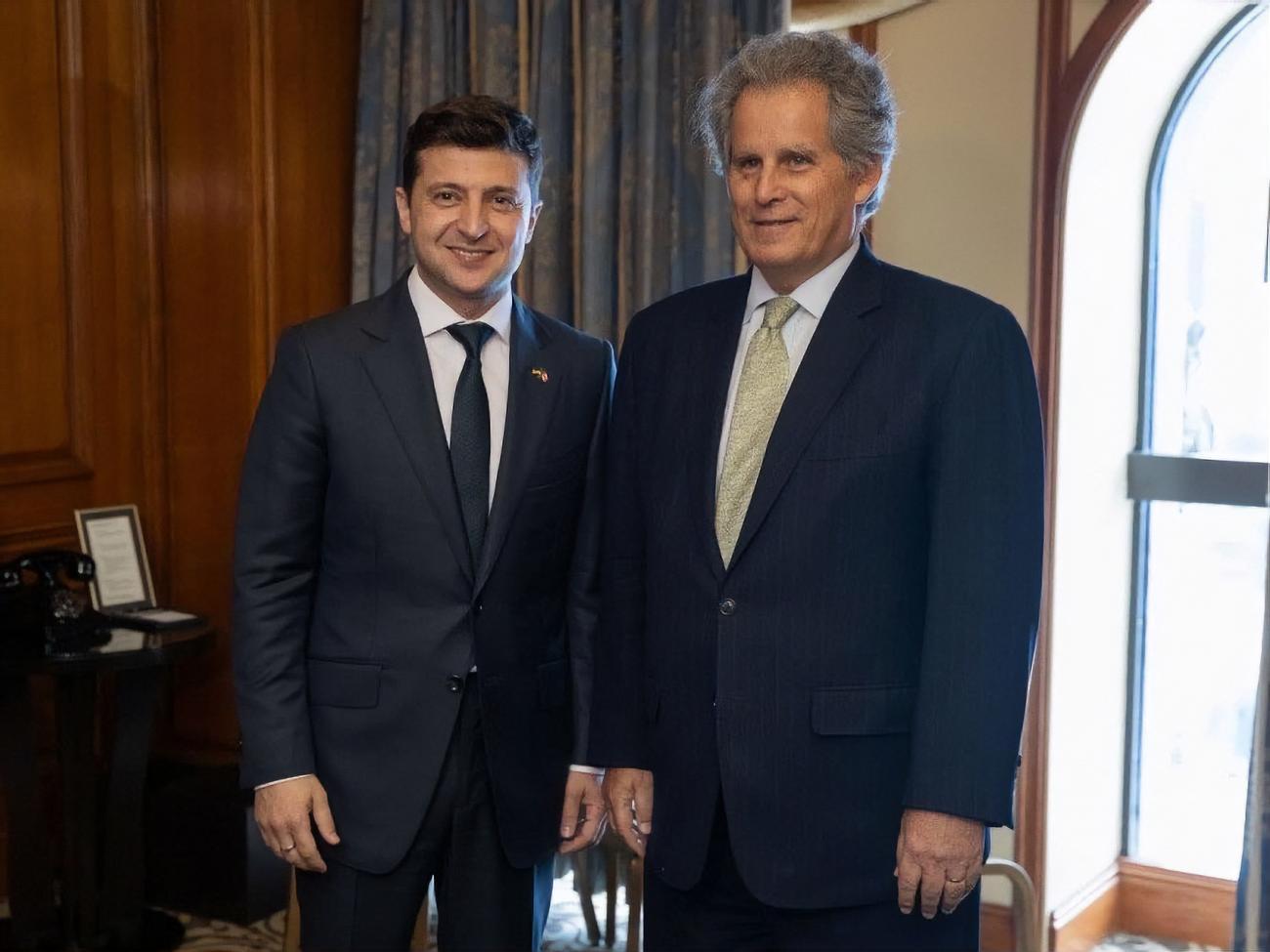 Украина, Экономика, МВФ, Липтон, Зеленский.