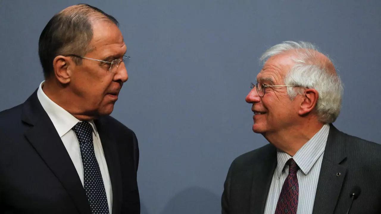 """""""Они не готовы, мы сделаем выводы"""", – глава дипломатии ЕС Боррель раскритиковал Россию"""