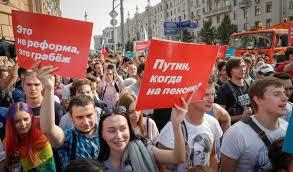 На протестных акциях в России задержали 839 человек, больше всех – в родном городе Путина