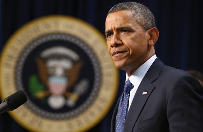 В память о жертвах бельгийского теракта Обама приказал приспустить все флаги в США