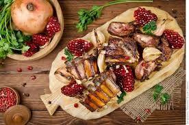 Особенности приготовления шашлыка из ягненка, курицы и семги от шеф-повара грузинского ресторана