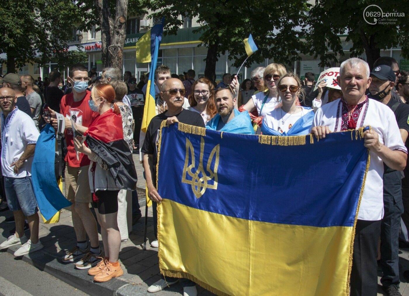 """""""Такого в Мариуполе не было давно"""", – жители рассказали о всплеске украинского патриотизма в городе"""