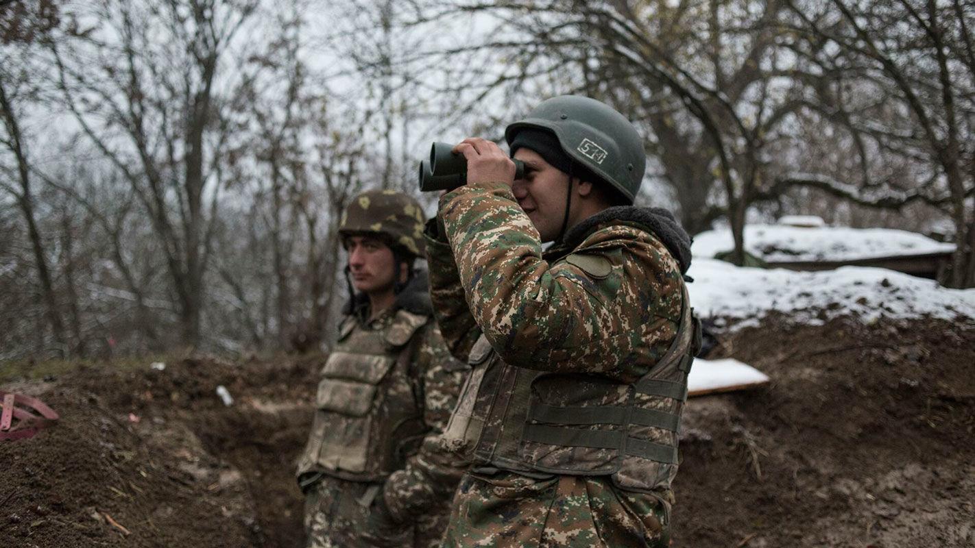 Россиянин воевал в Карабахе на стороне Армении: в Баку начался суд над наемником