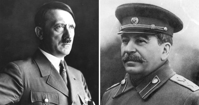 an introduction to joseph stalin and adolf hitler during the world war two Under his leadership, the soviet union played a major role in the defeat of hitler's germany during world war ii several years into world war ii, russian dictator joseph stalin demanded the immediate assistance of the allied nations, believing—rightly so—that his nation bore the brunt of the war against germany stalin realized that.