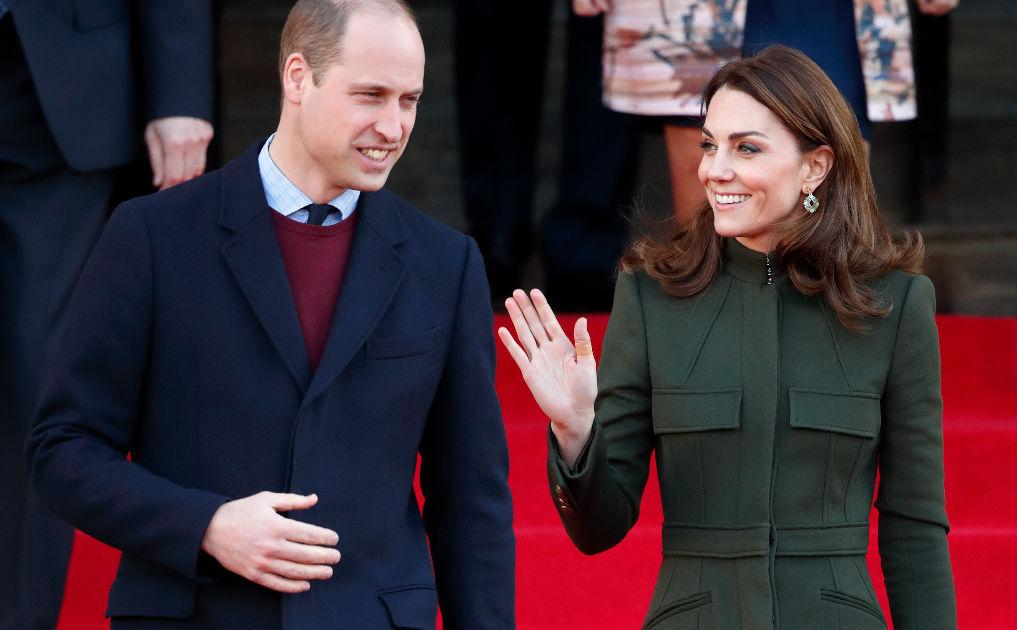 Жена принца Уильяма Кейт Миддлтон оказалась родственницей актрис сестер Фэннинг