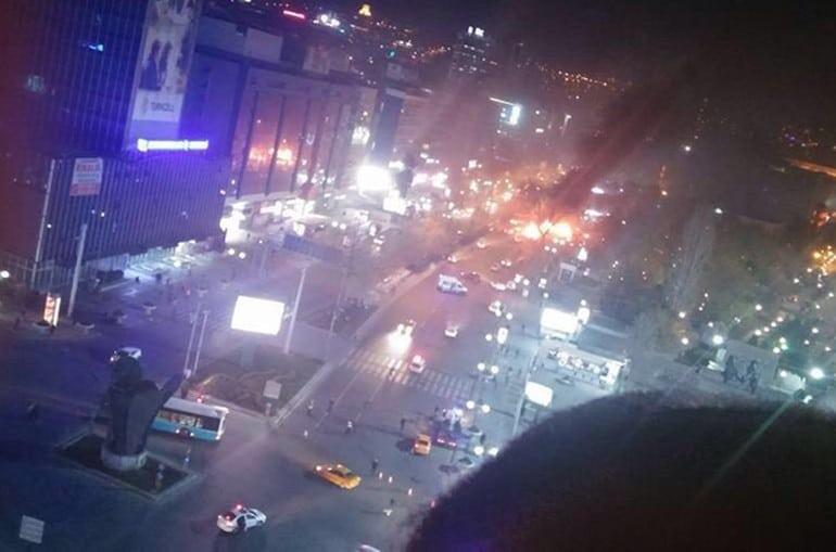 турция, новости, взрыв, теракт, терроризм, происшествия, общество, погибшие, анкара
