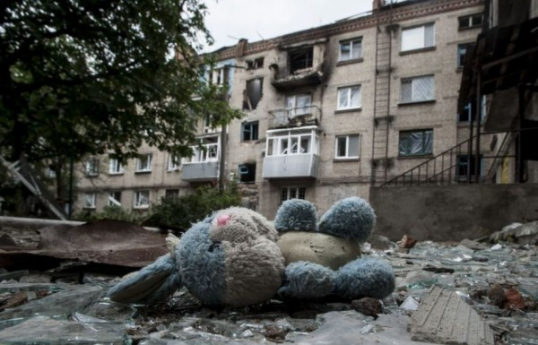 Украина продолжает обстреливать Донбасс «Градами»