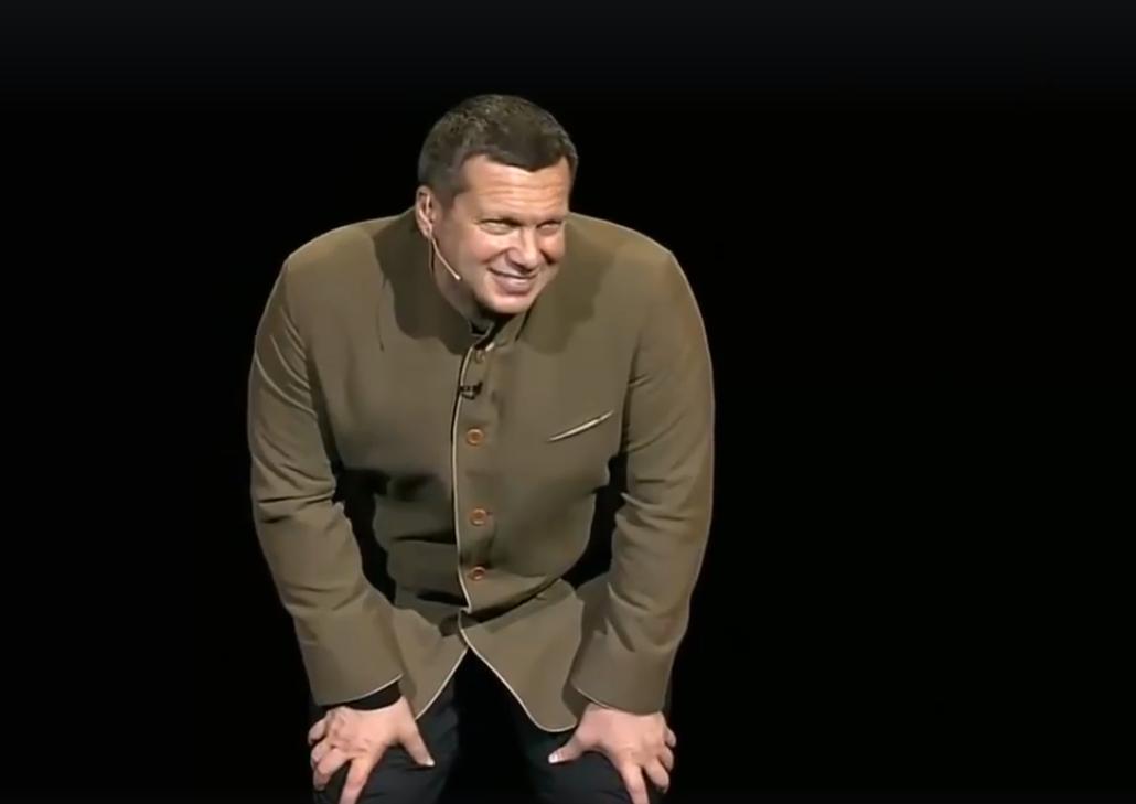 """""""Вся Украина будет наша"""", - кремлевский пропагандист Соловьев раскрыл коварный план своих работодателей - видео"""