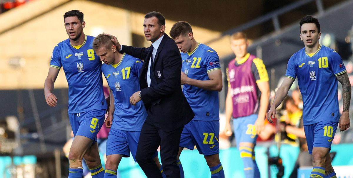 """Как сборная Украины """"разбила"""" шведов в Глазго, или спасибо шведам за победу"""