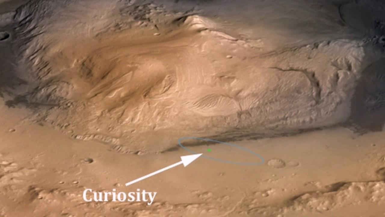 вся правда, люди, летят, Марс, атмосфера, кислород, весна, осень, марсоход Curiosity