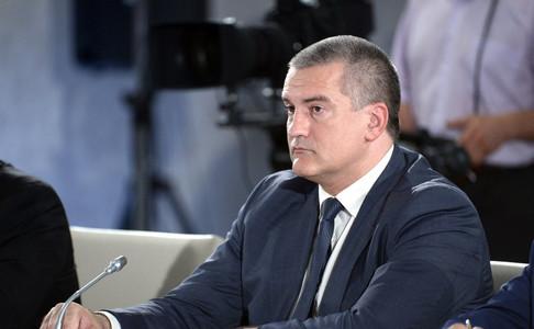 """""""Это проявление тоталитарного мышления"""", - Аксенов устроил истерику из-за продления Евросоюзом санкций против России"""