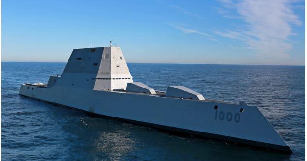 """Американский корабль из """"Звездных войн"""" может уничтожить российские судна еще до того, как они его заметят"""