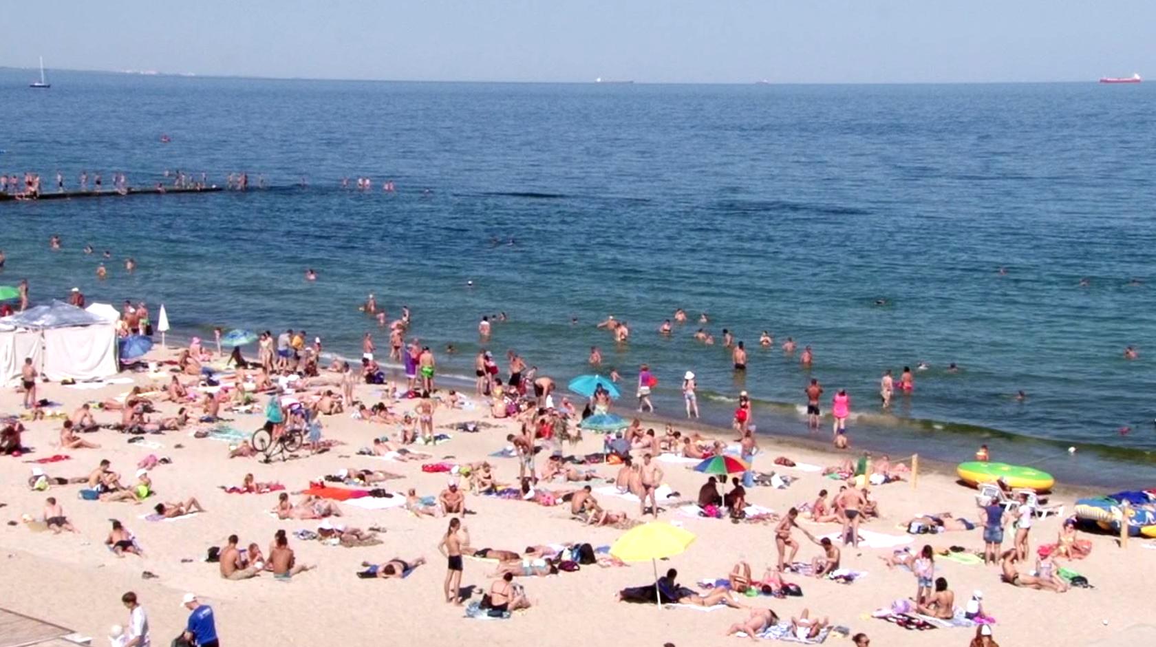 Отдых в одессе фото пляжей