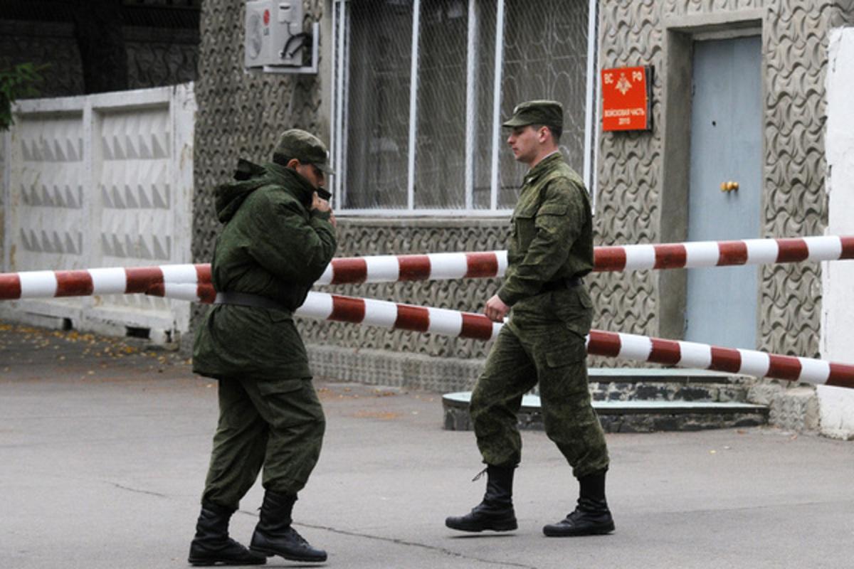 Россия, Армия, Солдат, Срочник, Расстрелял, Минобороны.