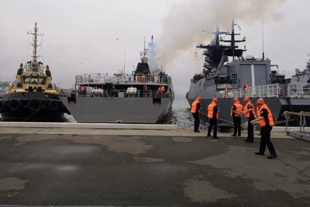 россия, флот, вмс, мюрид, катастрофа, путин