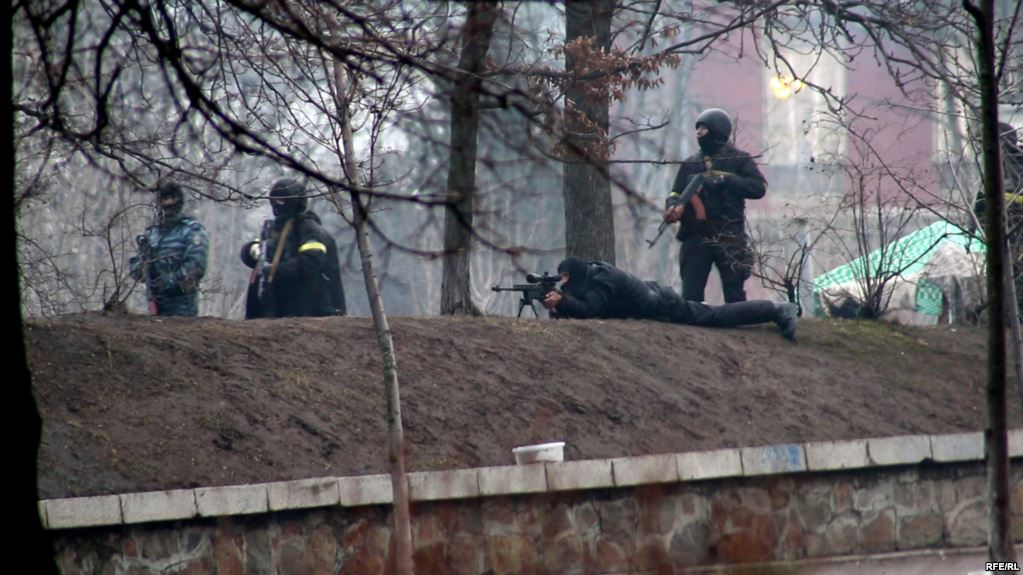 """Расстреливал в затылок """"беркутовцев"""": правоохранители задержали активиста Революции достоинства"""