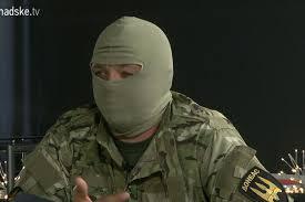 Семенченко - Министерству обороны: Вы что, идиоты? Люди «отходят на территорию РФ» потому, что не понимают, где друг, а где враг