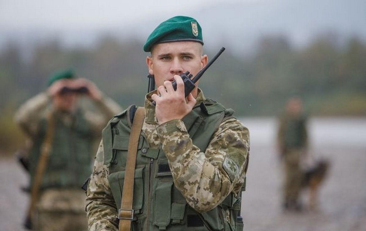Напавшими на украинских пограничников на границе с РФ оказались сотрудники СБУ