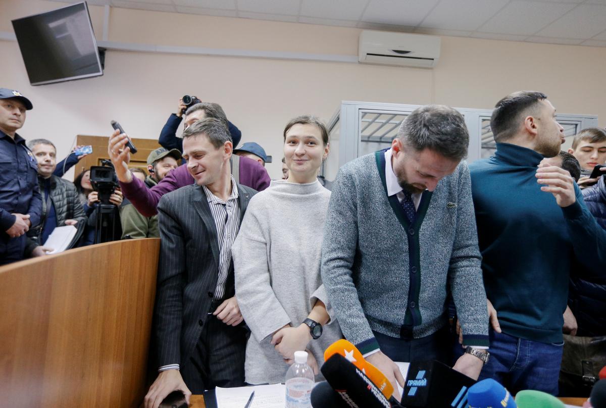 Украина, Криминал, Шеремет, Дугарь, Арест, Мера пресечения.